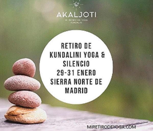 Retiro de Kundalini Yoga y Silencio